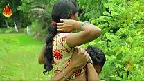 Sexy Indian desi girl fucking romance outdoor s... Thumbnail