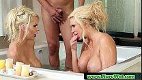 Masseuse offers Anal Sex during a Nuru Massage 17