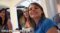 COLLEGE RULES - Young Sorority Teens Hazing The... Thumbnail