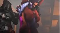 Punishment-short loop blackjr widowmaker vs so... Thumbnail