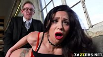 Danny D doggystyle fuck Julia De Lucia on the c...