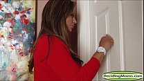 Stepmom Eva Notty decide to help Janice with he...