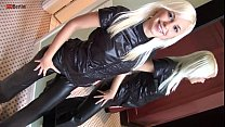 Eroberlin Lola Striptease Teenstar leather feti... Thumbnail