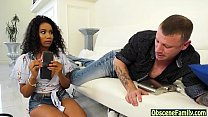 Download video bokep Ebony step daughter fucks her drunk dad 3gp terbaru