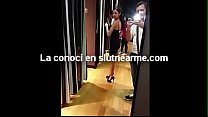 Spanish Amateur Couple gets Caught Fucking in C...