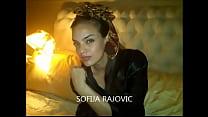 Screenshot Sofija Rajovic  Serbian celebrity ty