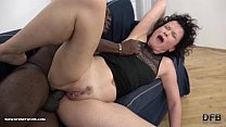 Mature SQUIRTS and goes Crazy when fucked by bl... Thumbnail