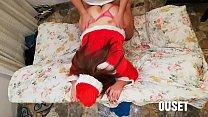 Santa Claus girl with big ass