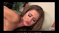 Busty blonde babe Stevie Shae gives an amazing ...