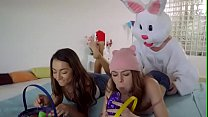 Easter creampie surprise Thumbnail