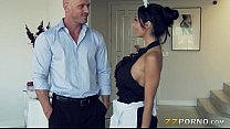 Huge hooters maid Ava Addams pounded with a mas... Thumbnail