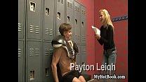 Payton Leigh is a blonde MILF that teaches girls Thumbnail
