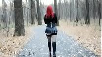 emo skirt
