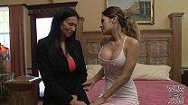 Vanessa Veracruz loves mature woman feat. Reaga...