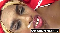 HD After I Caught Cheating Girlfriends Then Pumping My Hot Cum Over Her Face POV With Blowjob Facial Cumshot Painting Sheisnovember Thumbnail