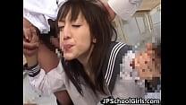 Arisa Kanno Lovely Asian Schoolgirl