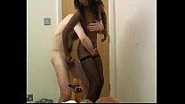 british ebony escort carmen fucks in hotel room Thumbnail