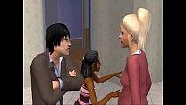 Sims 2 x Teen Pregnancy x Thumbnail