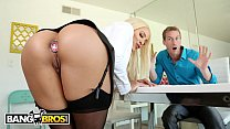 BANGBROS - Ryan McLane Stretches Luna Star's Bi... Thumbnail