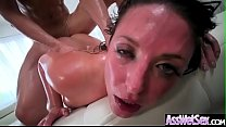Round Big Ass Girl (Angela White) Enjoy Deep Ha... Thumbnail