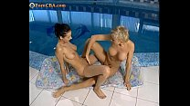 Sandra Iron and Michelle Wild enjoying themselfs
