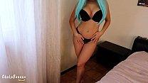 Download video bokep Big boobs blue hair stranger takes my creampie 3gp terbaru
