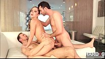 Slutty pretty girl Remy gets her ass impaled by...