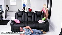 BANGBROS - Latina With Big Ass Luna Star Fucks ... Thumbnail