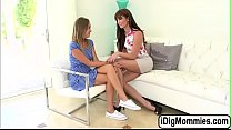 Alexis Adams fucked by her bf and his hot stepmom Thumbnail
