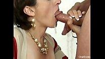Oral Creampie Compilation 1 - OralEndeavour.com
