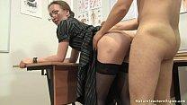 Russian mature teacher 12 - Elena (anathomy les... Thumbnail