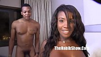 too sexy cocoa mckenzie lee taking bbc jimmy d for breakfest Thumbnail