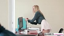 Babes - Office Obsession - Kiara Lord and Krist... Thumbnail