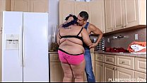 Angry BBW Babe is Calmed and Fucked by Hubby's ...
