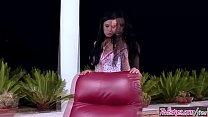 Twistys - (Ashley Bulgari) starring at Sex-Bot
