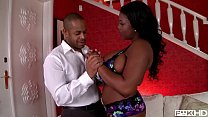 Maserati unleashes her Monster jugs on a Huge Cock Thumbnail