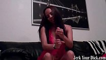 Take your hard cock out and jerk it for me JOI Thumbnail