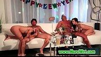 Gangbang with tatooed pornstars - Tommy Gunn & ... Thumbnail