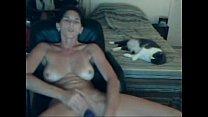 Sofia milf dildo webcam