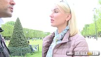 Hot MILF Elen Million has Sex in Public with th...