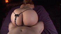 Big Ass Asian Woman Oils Herself Up & Treats A ... Thumbnail