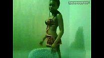 hot horny ebony with firm breasts