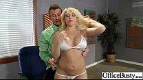 (kagney linn karter) Office Girl With Big Round...