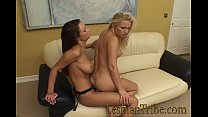 lesbian teens with perfect tits fucking strapon thumb