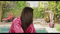 Olivia Wilder gives amazing outdoor massage Thumbnail