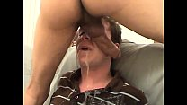 Innocent amateur twink gets face fucked and gags Thumbnail