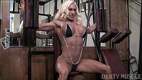 Naked Female Bodybuilder Ashlee Chambers Fucks ...