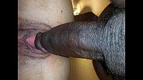 Interracial anal sex