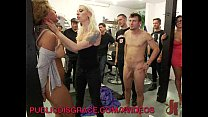 Dominatrix Drags in a Slut To Be Fucked