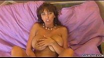 Hot Naked Lady Footjob And Tit-Fucking